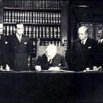 """1° incontro di """"Interroghiamo la Costituzione – Edizione 2011-2012"""":"""