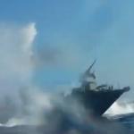 Attacco della marina militare Israeliana  ad una nave di osservatori internazionali per la Palestina